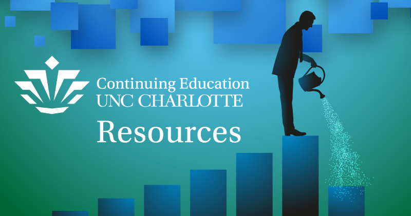 UNC Charlotte Continuing Education Resources