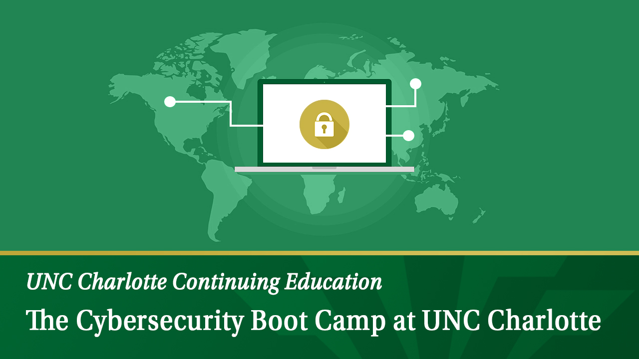 Cybersecurity Certificate   UNC Charlotte Continuing Education